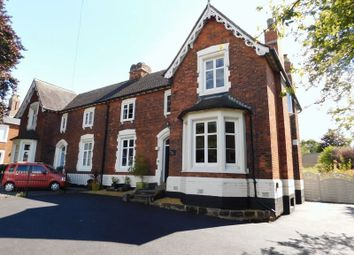 Thumbnail 5 bed semi-detached house for sale in Newport Road, Stafford