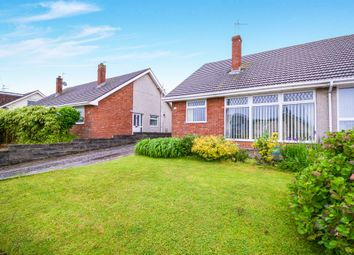 Thumbnail 4 bed semi-detached bungalow for sale in West Park Drive, Nottage, Porthcawl
