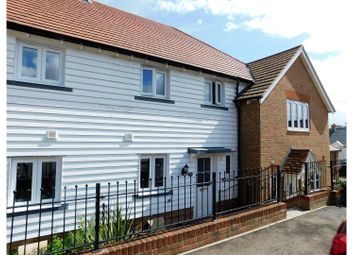Thumbnail 2 bed terraced house for sale in Bowline Drive, Hailsham