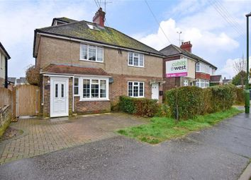 Thumbnail 2 bedroom semi-detached house for sale in Lowfield Road, Haywards Heath, West Sussex