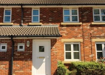Thumbnail 3 bed terraced house for sale in Wesley Court, Langley Moor, Durham