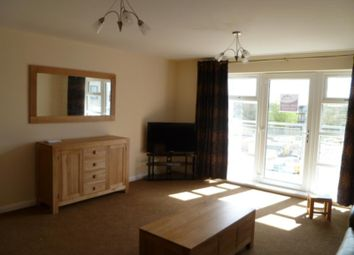 Thumbnail 2 bed flat to rent in Cordiner Place, The Campus