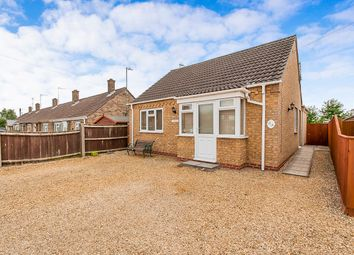 Thumbnail 3 bed detached bungalow for sale in Gosmoor Lane, Elm, Wisbech