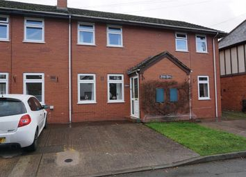 Thumbnail 2 bedroom terraced house for sale in Wesley Place, Llandinam