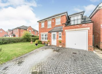 Thumbnail 4 bed detached house for sale in Cirrus Drive, Shinfield, Reading