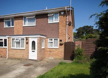 Thumbnail 3 bedroom end terrace house for sale in Willow Close, Bordon