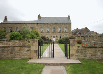 Thumbnail 4 bedroom semi-detached house for sale in Nunriding Hall, Mitford, Morpeth