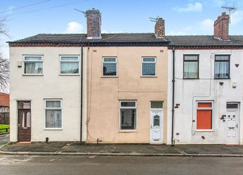 Thumbnail 3 bed terraced house to rent in Union Street, Tyldesley, Manchester