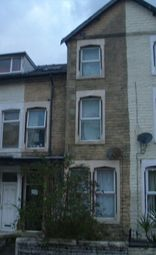 Thumbnail 5 bed terraced house for sale in Marlborough Road, Morecambe