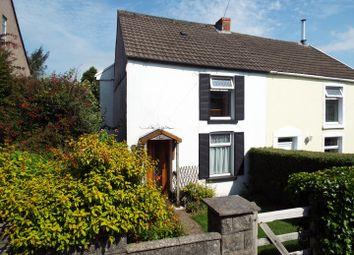 Thumbnail 3 bedroom semi-detached house for sale in 31 Stepney Road, Cockett, Swansea
