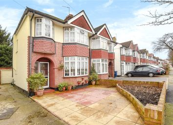 Thumbnail 3 bed semi-detached house for sale in Eskdale Avenue, Northolt, Middlesex
