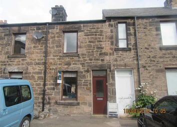 Thumbnail 2 bed terraced house to rent in Northumberland Road, Tweedmouth, Berwick-Upon-Tweed