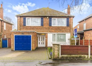 Thumbnail 3 bed detached house for sale in Lomond Road, Manchester