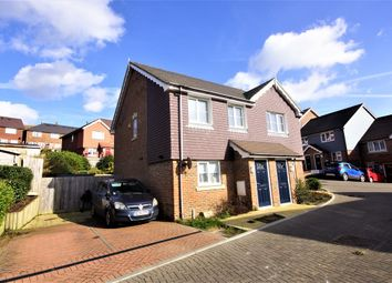 Thumbnail 3 bedroom semi-detached house to rent in Endeavour Way, Hastings
