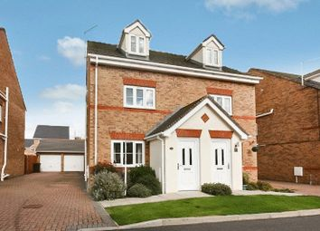 Thumbnail 4 bed semi-detached house for sale in 38 Farnham Close, Barrow-In-Furness