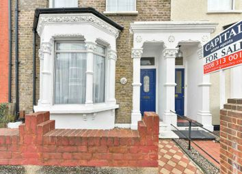 Thumbnail 3 bed terraced house for sale in Glebe Road, Bromley