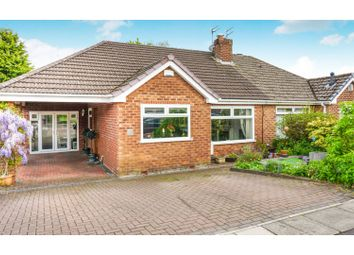 3 bed semi-detached bungalow for sale in Sandy Close, Bury BL9