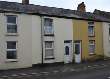 Thumbnail 2 bed terraced house for sale in Priory Street, Carmarthen