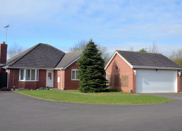 Thumbnail 3 bed bungalow for sale in Ashlar Drive, Donisthorpe