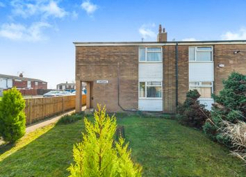 Thumbnail 3 bed end terrace house for sale in Limedane, Hull