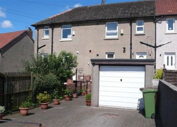 Thumbnail 2 bed terraced house for sale in Howletnest Road, Craigneuk, Airdrie