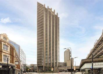 Thumbnail 3 bed flat for sale in Cromwell Tower, Barbican, London