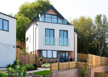 Thumbnail 4 bed detached house for sale in Nevill View, Broadmead, Tunbridge Wells