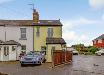 Thumbnail 2 bed semi-detached house for sale in Everest Drive, Hoo, Rochester