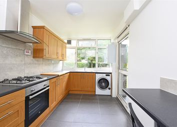 Thumbnail 2 bed flat to rent in Montfort Place, Southfields, Southfields
