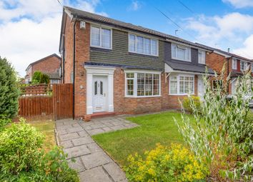 Thumbnail 3 bed semi-detached house for sale in Severn Drive, Bramhall, Stockport