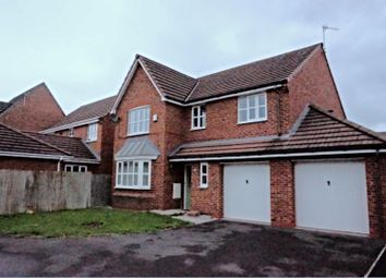Thumbnail 4 bed detached house to rent in Roscommon Way, Widnes