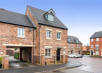 Thumbnail 4 bed town house for sale in Cavan Drive, Haydock, St. Helens