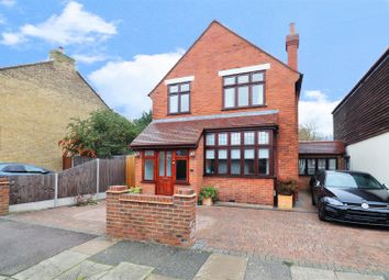 4 bed detached house for sale in Burcharbro Road, London SE2