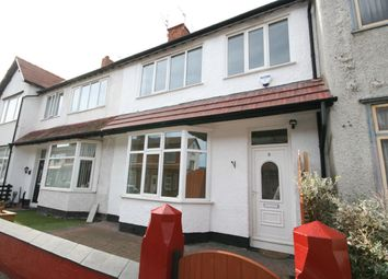 Thumbnail 3 bed terraced house to rent in Liscard Grove, Wallasey