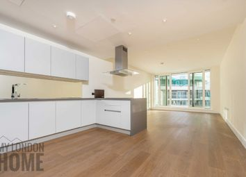 Thumbnail 3 bedroom flat for sale in Cascade Court, Vista, Chelsea Bridge Wharf, London