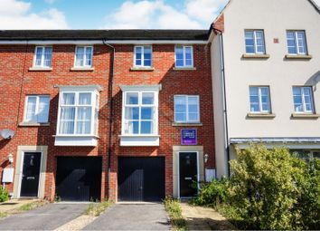 Thumbnail 4 bed town house for sale in Molyneux Square, Hampton Vale