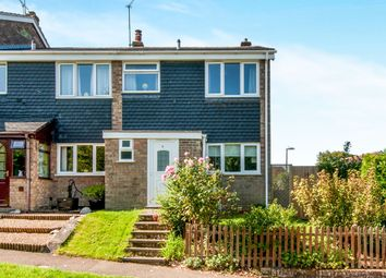 Thumbnail 3 bed end terrace house for sale in Thatchers Walk, Stowmarket
