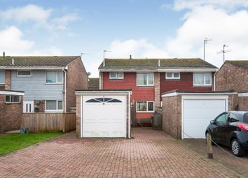 Thumbnail 3 bedroom semi-detached house for sale in Powell Gardens, Newhaven