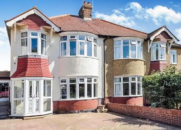 Thumbnail 3 bed semi-detached house for sale in Twickenham Road, Isleworth