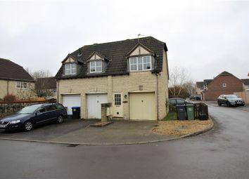Thumbnail 1 bed flat to rent in Huntingdon Way, Chippenham
