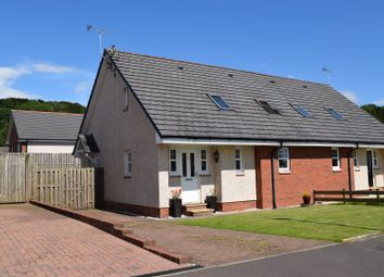Thumbnail 3 bed semi-detached house for sale in Highfield Drive, Torthorwald, Dumfries