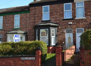 Thumbnail 4 bed terraced house to rent in Brookland Road, Tranmere, Birkenhead