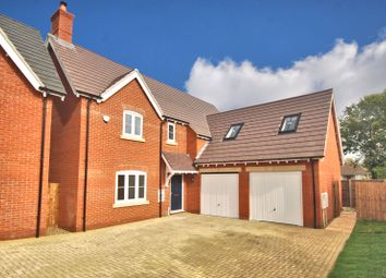 Thumbnail 4 bedroom detached house for sale in Longleat +, Worlds End Lane, Weston Turville