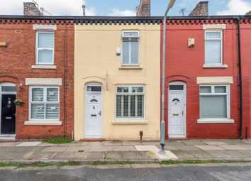 Thumbnail 2 bedroom terraced house for sale in Earp Street, Garston, Liverpool