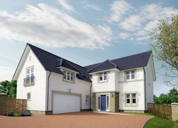"Thumbnail 5 bedroom detached house for sale in ""The Ranald At The Manor"" at Capelrig Road, Newton Mearns, Glasgow"