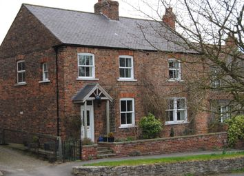 Thumbnail 4 bedroom semi-detached house for sale in East End, Sheriff Hutton, York