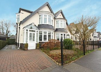 Thumbnail 3 bed semi-detached house for sale in Overland Road, Cottingham