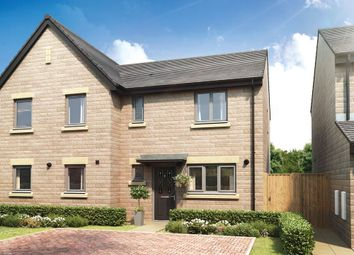 Thumbnail 3 bed semi-detached house for sale in St Georges Way, Middleton St George Darlington