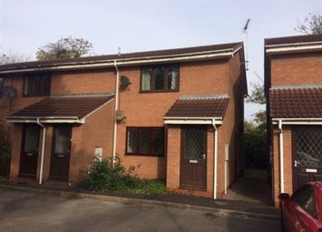 Thumbnail 1 bed property to rent in All Saints Croft, Burton Upon Trent, Staffordshire