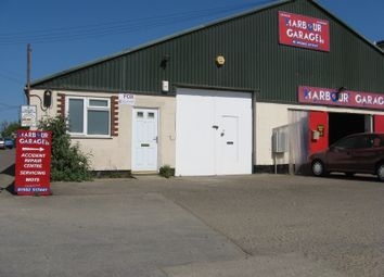 Thumbnail Light industrial to let in Harbour Road, Oulton Broad, Lowestoft